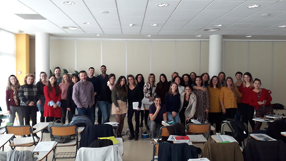 Gran acogida del segundo bloque formativo dirigido a profesionales de los centros de atención a menores gestionados por FSC en Levante
