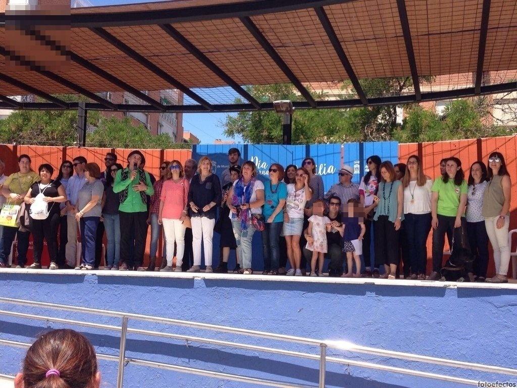 La Fundación Salud y Comunidad participa en la II Jornada de celebración del Día Internacional de la Familia en Murcia