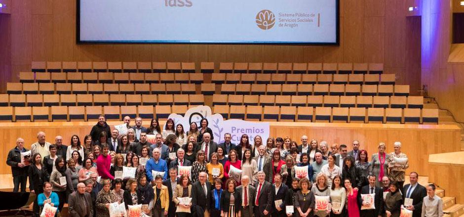 El IASS reconoce a la UTE formada por FSC y el Grupo Lagunduz con uno de los Premios Cuarto Pilar destinado a las entidades que atienden a menores extranjeros no acompañados