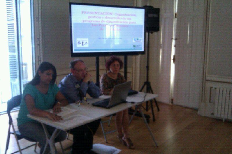 FSC y Lagunduz desarrollarán un nuevo programa de dinamización sociocultural dirigido a mayores