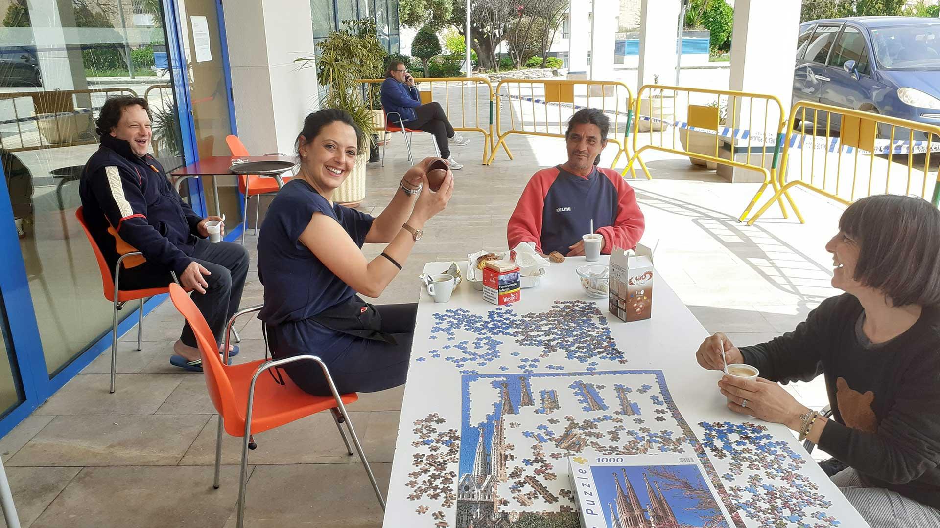 El CEAM de Altea, gestionado por el Grupo Lagunduz, reconocido por el Ayuntamiento de Altea en la jornada Xarxa Salut 2021